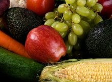 purchase fruits and vegetables