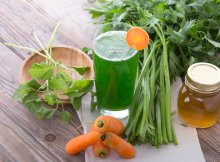 sirtfood green juice